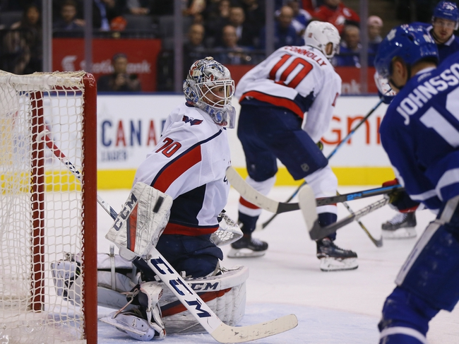 Washington Capitals vs. Toronto Maple Leafs - 10/16/19 NHL Pick, Odds, and Prediction