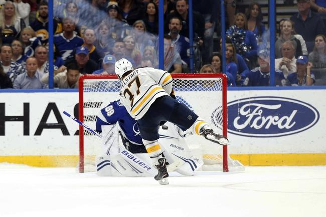 Tampa Bay Lightning vs. Buffalo Sabres - 11/9/19 NHL Pick, Odds, and Prediction