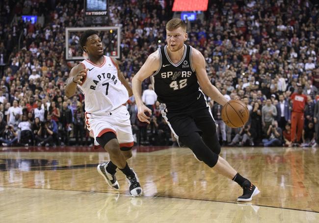 Toronto Raptors vs. San Antonio Spurs - 1/12/20 NBA Pick, Odds, and Prediction