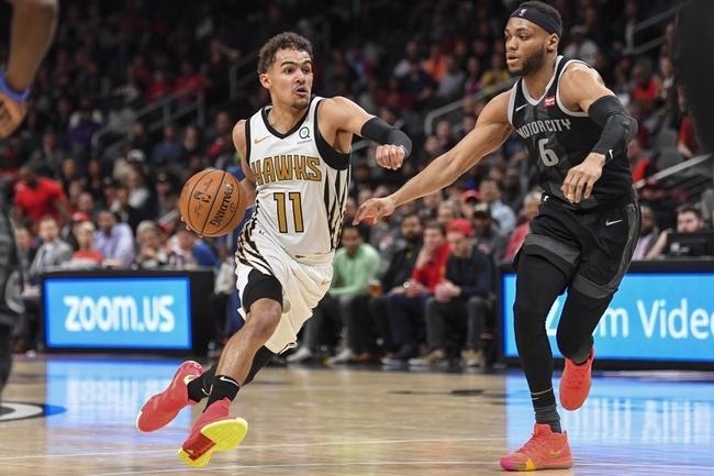 Detroit Pistons vs. Atlanta Hawks - 10/24/19 NBA Pick, Odds, and Prediction