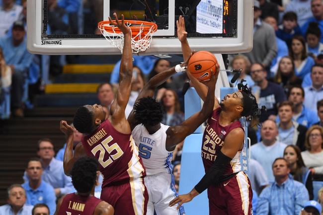 Florida State vs. North Carolina - 2/3/20 College Basketball Pick, Odds, and Prediction
