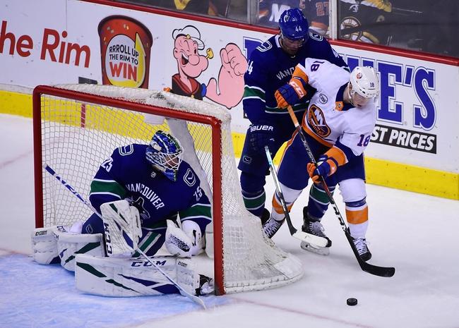 New York Islanders vs. Vancouver Canucks - 2/1/20 NHL Pick, Odds, and Prediction