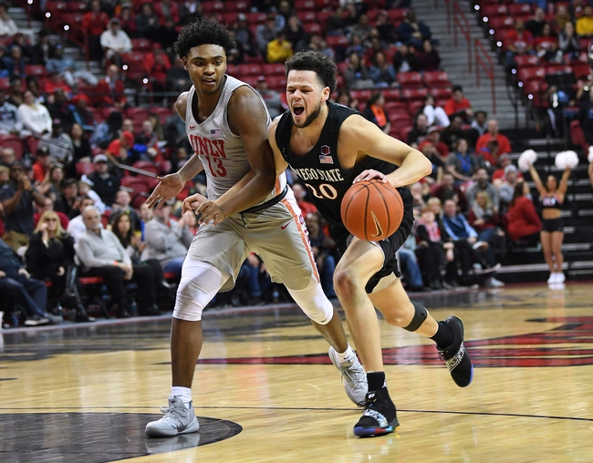 Colorado State Rams vs. San Diego State Aztecs - 12/4/19 College Basketball Pick, Odds, and Prediction