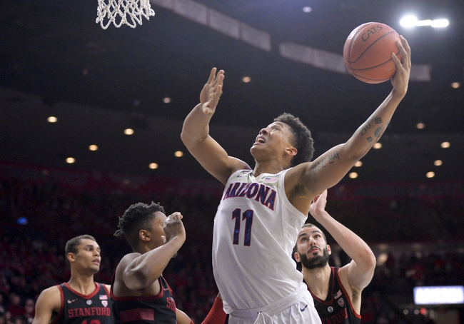 Stanford vs. Arizona - 2/15/20 College Basketball Pick, Odds & Prediction
