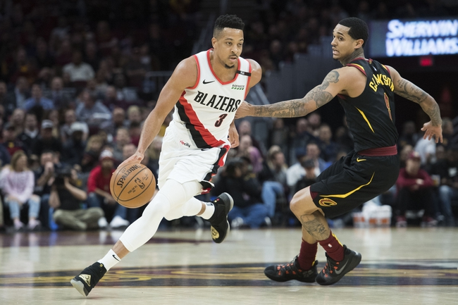 Cleveland Cavaliers vs. Portland Trail Blazers - 11/23/19 NBA Pick, Odds, and Prediction