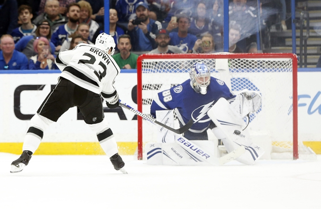 Tampa Bay Lightning vs. Los Angeles Kings - 1/14/20 NHL Pick, Odds & Prediction
