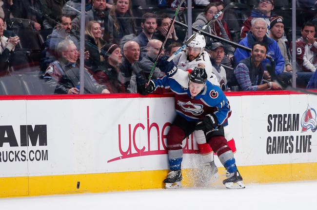 Colorado Avalanche vs. Florida Panthers - 10/30/19 NHL Pick, Odds, and Prediction