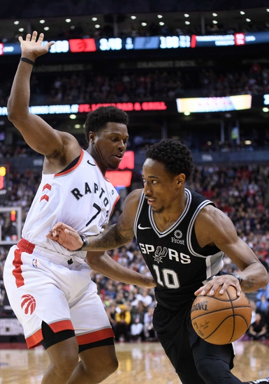 Toronto Raptors vs. San Antonio Spurs - 1/12/20 NBA Pick, Odds & Prediction
