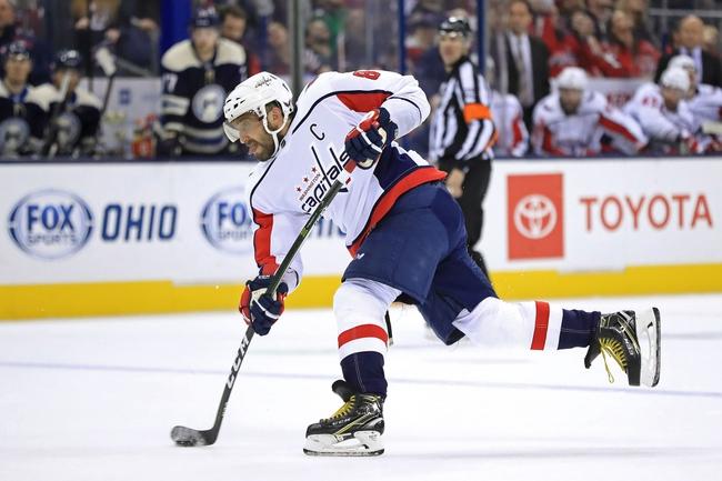 Washington Capitals vs. Columbus Blue Jackets - 12/9/19 NHL Pick, Odds, and Prediction