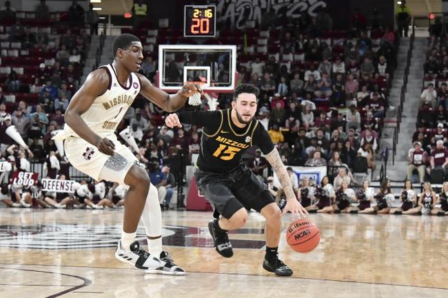 Mississippi State Bulldogs vs. Missouri Tigers - 1/14/20 College Basketball Pick, Odds & Prediction