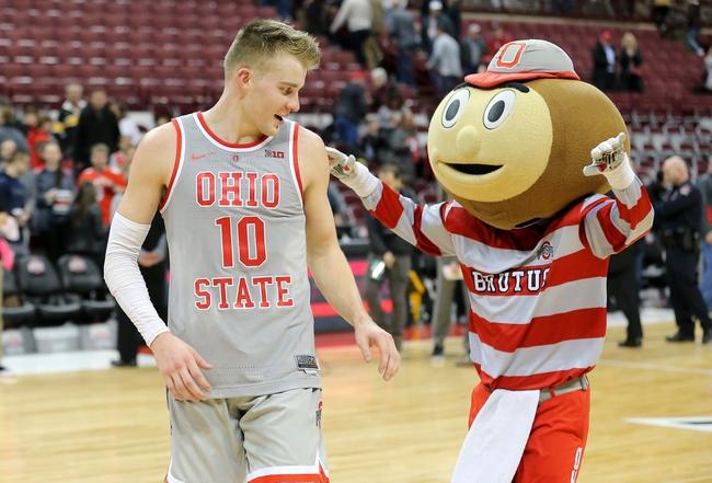 Iowa vs. Ohio State - 2/20/20 College Basketball Pick, Odds, and Prediction