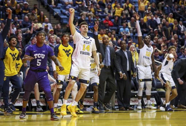 West Virginia vs. TCU - 1/14/20 College Basketball Pick, Odds, and Prediction