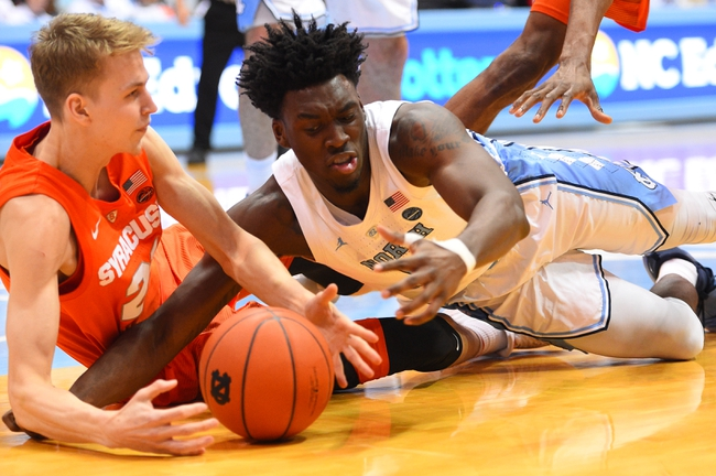Syracuse vs. North Carolina - 2/29/20 College Basketball Pick, Odds, and Prediction