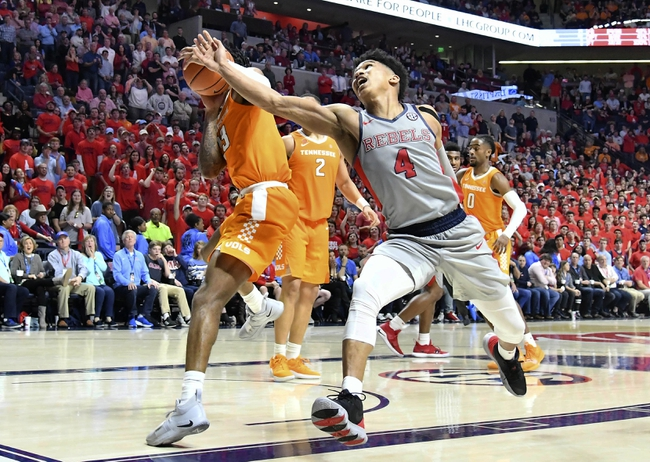 Tennessee vs. Ole Miss - 1/21/20 College Basketball Pick, Odds, and Prediction