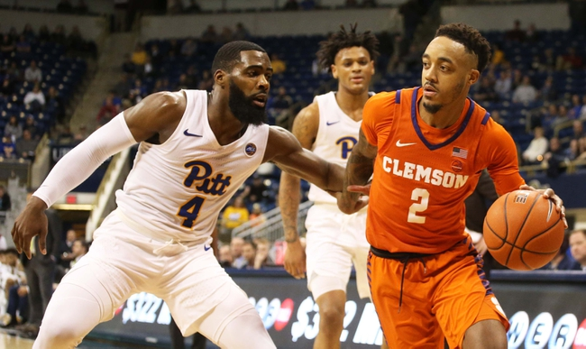 Pittsburgh vs. Clemson - 2/12/20 College Basketball Pick, Odds, and Prediction