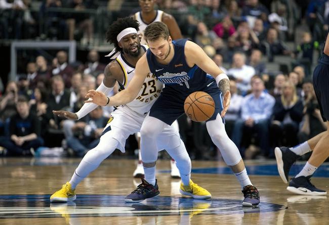 Indiana Pacers vs. Dallas Mavericks - 2/3/20 NBA Pick, Odds & Prediction