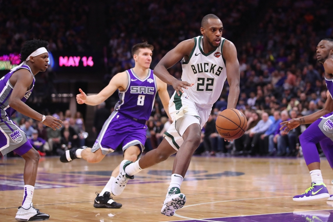 Sacramento Kings vs. Milwaukee Bucks - 1/10/20 NBA Pick, Odds & Prediction