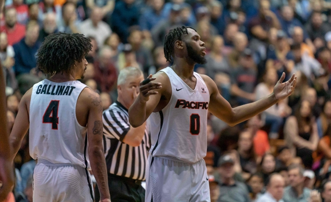 South Dakora at Pacific -11/8/19 College Basketball Pick, Odds, and Prediction