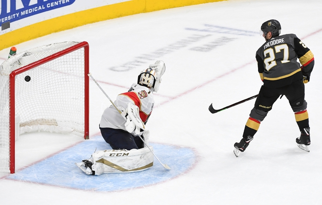 Vegas Golden Knights vs. Florida Panthers - 2/22/20 NHL Pick, Odds, and Prediction