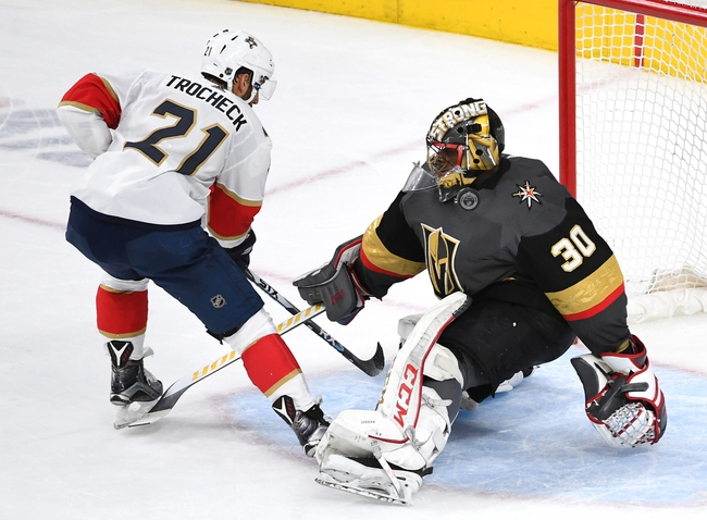 Florida Panthers vs. Vegas Golden Knights - 2/6/20 NHL Pick, Odds, and Prediction