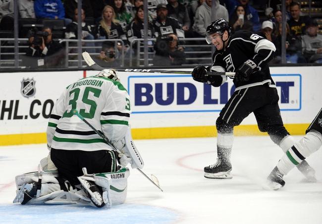 Los Angeles Kings vs. Dallas Stars - 1/8/20 NHL Pick, Odds & Prediction