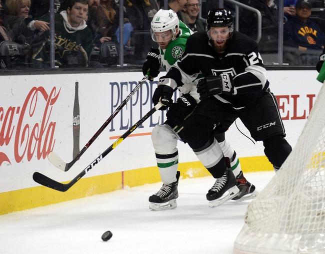 Los Angeles Kings vs. Dallas Stars - 1/8/20 NHL Pick, Odds, and Prediction
