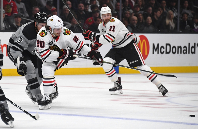 Chicago Blackhawks vs. Los Angeles Kings - 10/27/19 NHL Pick, Odds, and Prediction