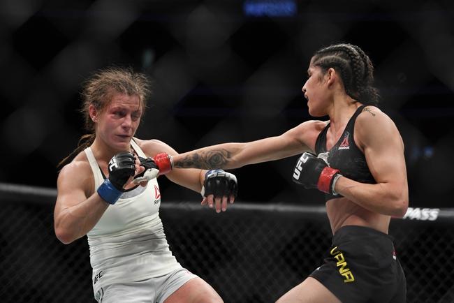 Mackenzie Dern vs. Hannah Cifers - 5/30/20 UFC Fight Night 176 Pick and Prediction