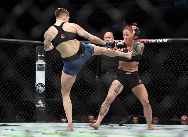 Gina Mazany vs. Julia Avila - 6/13/20 UFC Fight Night 172 Pick, Odds, and Prediction