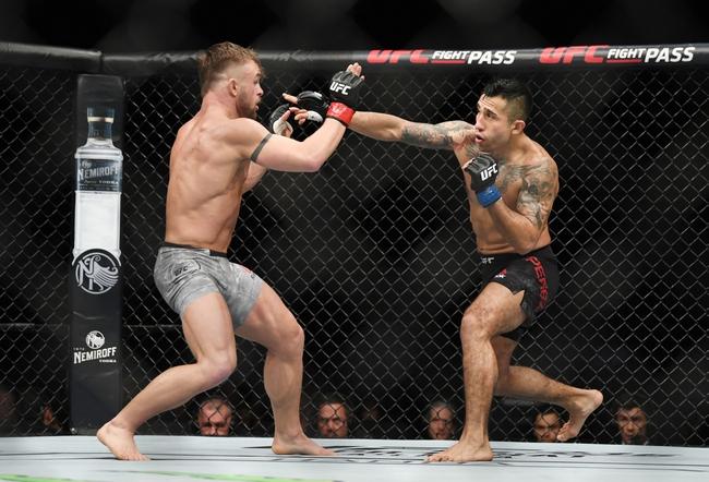 Jimmie Rivera vs. Cody Stamann - 7/15/20 UFC Fight Night 172 Pick and Prediction