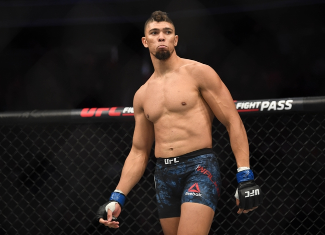 Johnny Walker vs. Nikita Krylov - 3/14/20 UFC Fight Night 170 Pick, Odds, and Prediction