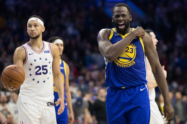 Philadelphia 76ers vs. Golden State Warriors - 1/28/20 NBA Pick, Odds & Prediction