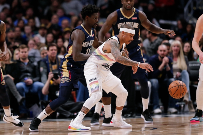 New Orleans Pelicans vs. Denver Nuggets - 10/31/19 NBA Pick, Odds, and Prediction