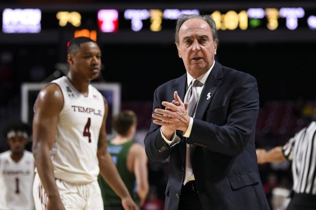 Tulane vs. Temple - 2/12/20 College Basketball Pick, Odds, and Prediction