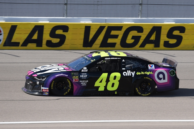 NASCAR Cup Series Viva Las Vegas Head to Head Match Up