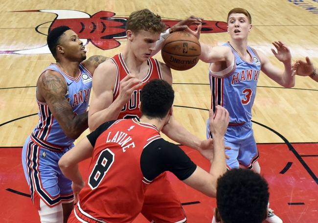 Chicago Bulls vs. Atlanta Hawks - 10/17/19 NBA Pick, Odds, and Prediction