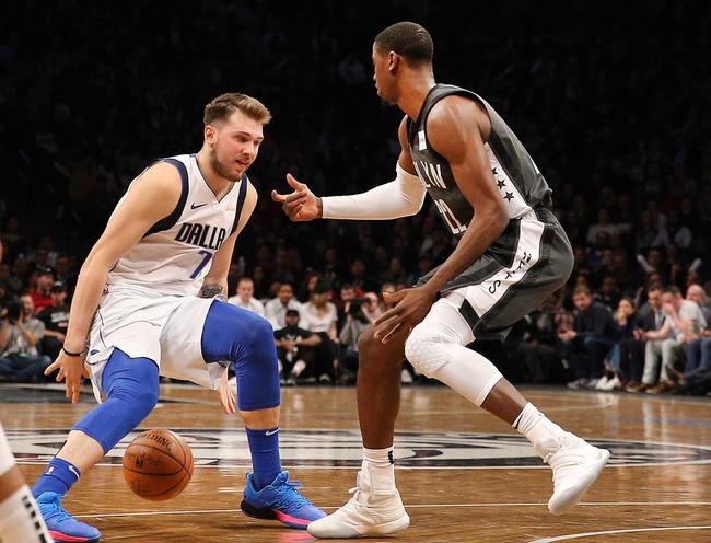 Dallas Mavericks vs. Brooklyn Nets - 1/2/20 NBA Pick, Odds & Prediction