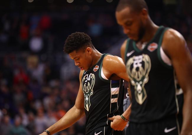 Milwaukee Bucks vs. Phoenix Suns - 2/2/20 NBA Pick, Odds, and Prediction