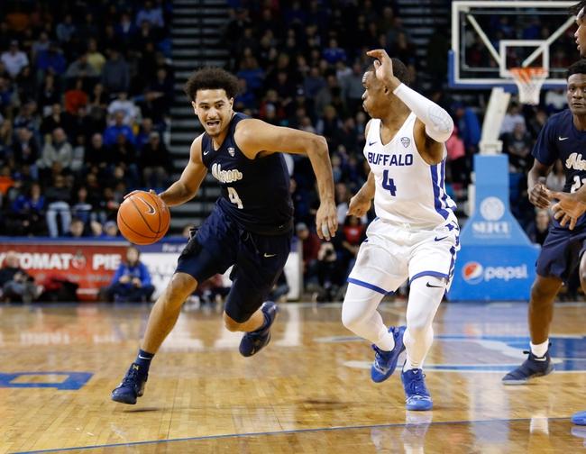Akron vs. Buffalo - 1/28/20 College Basketball Pick, Odds, and Prediction