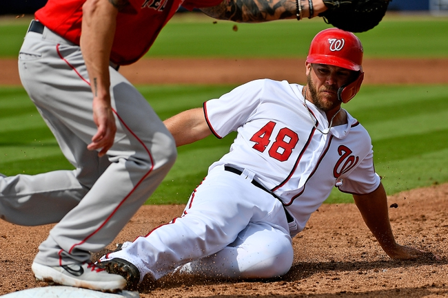 Boston Red Sox vs. Washington Nationals - 8/28/20 MLB Pick, Odds, and Prediction