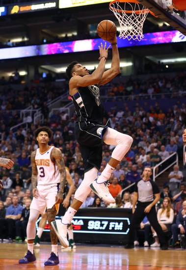 Milwaukee Bucks vs. Phoenix Suns - 2/2/20 NBA Pick, Odds & Prediction