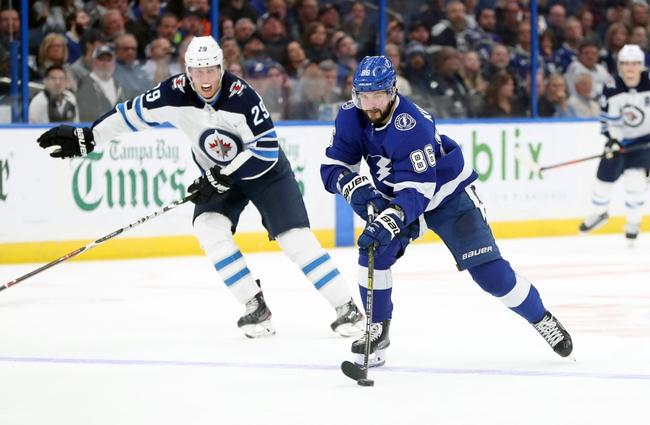 Tampa Bay Lightning vs. Winnipeg Jets - 11/16/19 NHL Pick, Odds, and Prediction