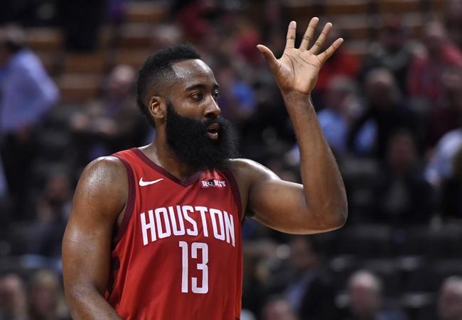 Toronto Raptors vs. Houston Rockets - 12/5/19 NBA Pick, Odds, and Prediction