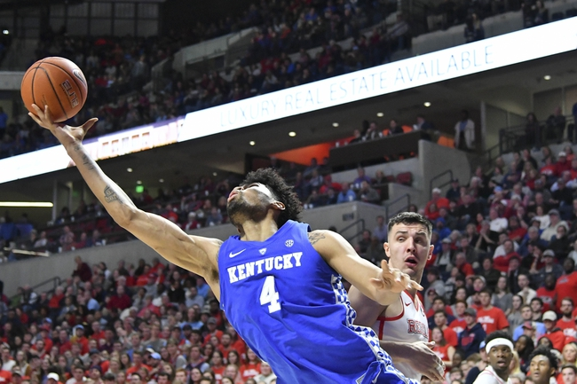 Kentucky vs. Mississippi - 2/15/20 College Basketball Pick, Odds, and Prediction