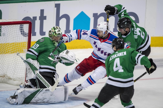 New York Rangers vs. Dallas Stars - 2/3/20 NHL Pick, Odds, and Prediction