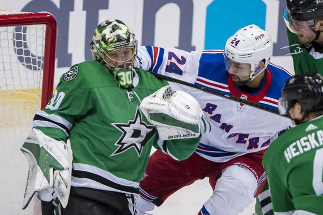New York Rangers vs. Dallas Stars - 2/3/20 NHL Pick, Odds & Prediction
