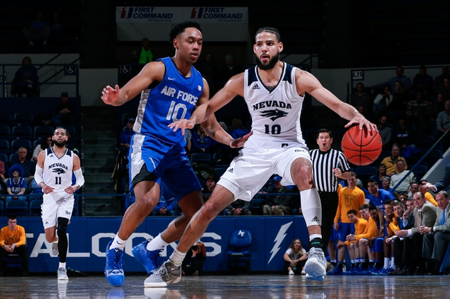 Nevada vs. Air Force - 2/4/20 College Basketball Pick, Odds, and Prediction