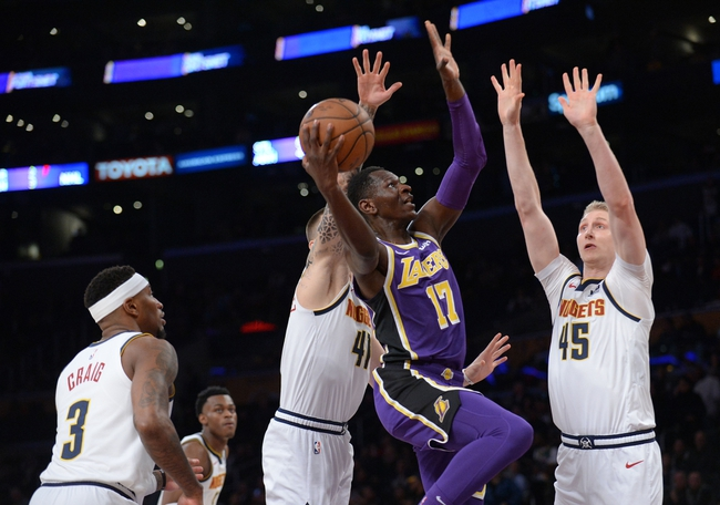 Denver Nuggets vs. Los Angeles Lakers - 12/3/19 NBA Pick, Odds, and Prediction