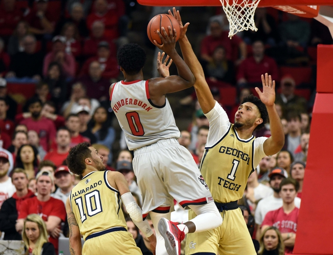 NC State vs. Georgia Tech - 11/5/19 College Basketball Pick, Odds, and Prediction