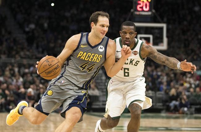 Indiana Pacers vs. Milwaukee Bucks - 11/16/19 NBA Pick, Odds, and Prediction
